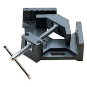 """Wilton 44324 Model AC-324 4""""Throat 2-3/4"""" Miter Cap. 1-3/8"""" Jaw Height 90° Angle Clamp - Pkg Qty 12"""