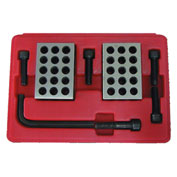 JET 630400 1-2-3 Block Set W/ Plastic Case