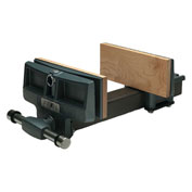 "Wilton 63144 Model 78A 4""X7"" Jaw Width 4"" Throat Depth Pivot Jaw Woodworkers Vise W/ Rapid Release"