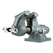 "Wilton 63199 Model 1745 4-1/2"" Jaw Width 3-1/4"" Throat Depth Tradesman Vise W/ Swivel Base"