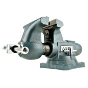 "Wilton 63202 Model 1780A 8"" Jaw Width 4-3/4"" Throat Depth Tradesman Vise W/ Swivel Base"