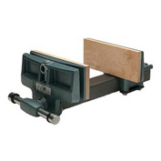 "Wilton 63218 Model 79A 4""X10"" Jaw Width 4"" Throat Depth Pivot Jaw Woodworkers Vise W/ Rapid Release"