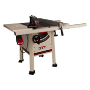 "JET 708492K Model JPS-10TS 10"" Proshop Cabinet Saw W/ 30"" Steel Wings & Riving Knife"