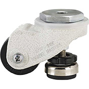 WMI® Caster and Leveler in One Unit WMP-200SS - 440 Lb. Load Rating - Stem  Mounted