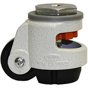 WMI® Leveling Caster WMPIN-40S - 110 Lb. Load Rating - Stem Mounted