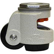 WMI® Leveling Caster WMPIN-80S - 1100 Lb. Load Rating - Stem Mounted