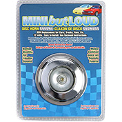 Wolo 250-2t Mini But Loud - Chrome Finish - Min Qty 4