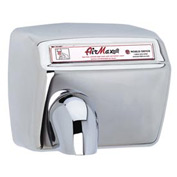 Airmax High Speed Auto 208/230V Dryer, Bright SS - DXM54-972