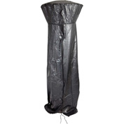 "Fire Sense Full Length Outdoor Patio Heater Vinyl Cover 02129, 10 Gauge, 38"" Dia x 94""H"