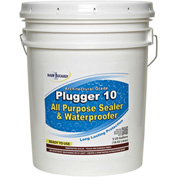Plugger 10 Clear Acrylic Flat Sheen Surface Sealer, 5 Gallon Pail 1/Case - CR-1505