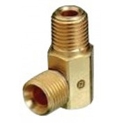 Brass Hose Adaptors, WESTERN ENTERPRISES 254