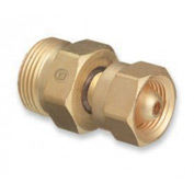 Brass Cylinder Adaptors, WESTERN ENTERPRISES 314