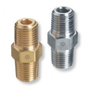 Pipe Thread Hex Nipples, WESTERN ENTERPRISES B-4HP