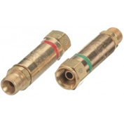 Flashback Arrestor Components, WESTERN ENTERPRISES FA-100P