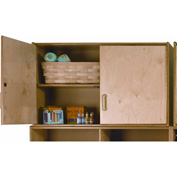 Whitney Brothers Top Cabinet for Cubby Storage Cabinets & Lockers