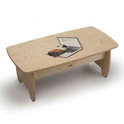 Whitney Brothers Book Lovers Coffee Table