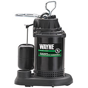 Wayne, SPF33 Submersible Sump Pump, 1/3 Horsepower