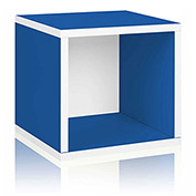 Way Basics Eco Stackable Storage Cube, Blue
