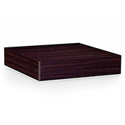 "Way Basics zBoard Wall Shelf 10"", Espresso"