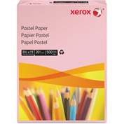 "Colored Paper - Xerox® 3R11052 - 8-1/2"" x 11"" - Pink - 500 Sheets/Ream"