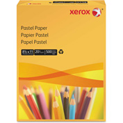 "Xerox® Multipurpose Pastel Colored Paper 3R11055, 8-1/2"" x 11"", Gold, 500 Sheets/Ream"