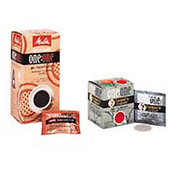 Melitta® One:One Hazelnut Coffee Pods, Go Hazelnuts, 18 Pods/Box