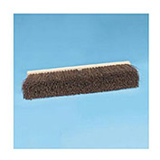 "24"" Floor Brush Head 3-1/4"" Palmyra Fibers, Natural - BWK20124"