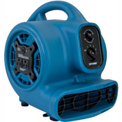 XPOWER Freshen Aire Mini Scented Air Mover W/ 3-Hour Timer, 4 Speeds, 800 CFM - P-260AT