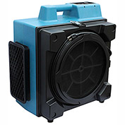 XPOWER Air Scrubber with Pro Clean Eco Filter, 4 Stage Filtration Purifier System - X-3300