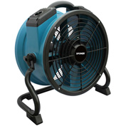 XPOWER Stackable Variable Speed Axial Fan W/ 3-Hour Timer, 1/4 HP - X-34TR