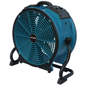 XPOWER Stackable Variable Speed Axial Fan W/ Daisy Chain & 3-Hour Timer, 1/3HP X-41ATR