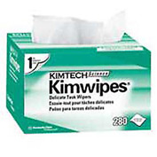 "KIMTECH Science® Kimwipes® Delicate Task Wipers - 4-2/5"" x 8-2/5"" - KCC34155"