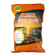 Xynyth Artic Orange Icemelter 44 LB Bag - 200-41043 - Pkg Qty 49