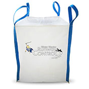 Xynyth Winter Warrior Runway Control Icemelter 1 Metric Ton Tote - 200-70999
