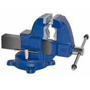 "Yost 3-1/2"" Heavy Duty Combination Pipe & Bench Vise - Swivel Base"