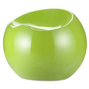Drop Stool, Green