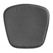 Wire Bar Chair Cushion, Gray