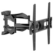 "Loctek TV Wall Mount Bracket, Articulating, for 32""-50"" Monitors Up to 99-lbs."