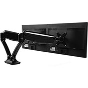 """Fleximounts Full Motion Dual Arm Desk Mount, for 10""""-27"""" Monitors Up to 11 lbs. per Arm"""