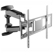 "Loctek O2L Outdoor Stainless Steel Full Motion TV Wall Mount Bracket for Most 42""-70"" TVs"