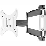 "Loctek O2S Outdoor Stainless Steel Full Motion TV Wall Mount Bracket for Most 26""-42"" TVs"