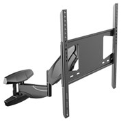 "Loctek Full Motion TV Wall Mount Bracket, Articulating, for 32""-50"" Screens"