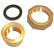 "1"" Copper Tailpiece Kit For Water Pressure Reducing Valves"