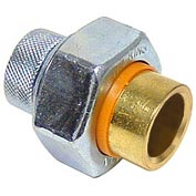 "1-1/4"" Copper Sweat Dielectric Union"