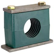 "1/2"" T Clamp Assembly For High Pressure Hoses Pipe or Tube"