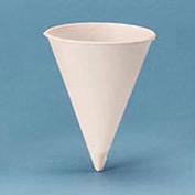 SOLO® Cone Water Cups, 4 Oz. Size, 200/Bag, 25 Bags/Carton