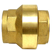 Zurn 1-40XL2 1 In. FNPT x FNPT Single Check Valve - 400 WOG - Lead-Free Brass