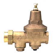 "Zurn 1-600XL 1"" Pressure Reducing Valve - FNPT Single Union x FNPT - Lead"