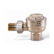 Thermostatic Angle Trap 17C .5 In. with Short Nipple