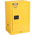 Cabinets-Flammable
